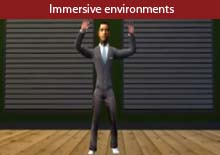Immersive environments