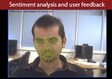 Sentiment analysis and user feedback1
